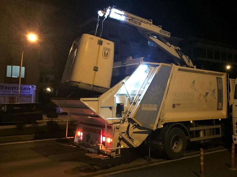 Lüleburgaz'da Bir Yılda 39 Bin Ton Çöp Elektrik Enerjisine Döndü