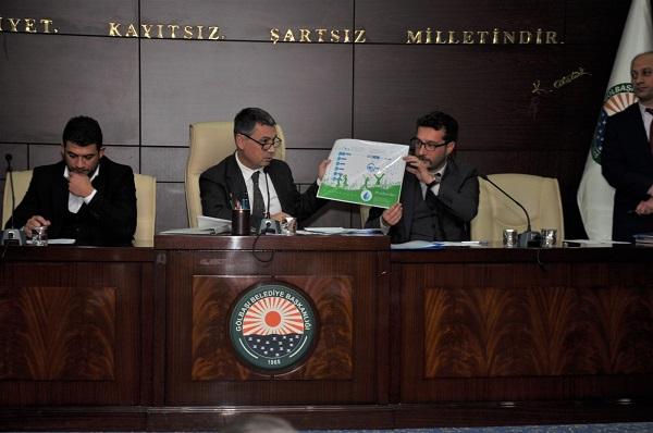 Gölbaşı Belediyesinden Türkiye'ye Örnek Olacak Çevreci Bir Proje