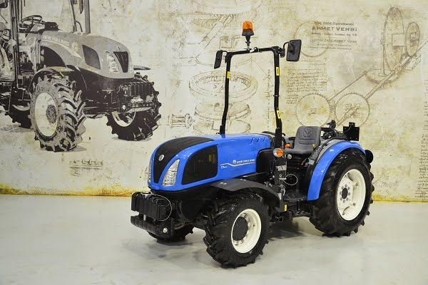 TürkTraktör, New Holland T3F Traktörünün İhracatına Başladı