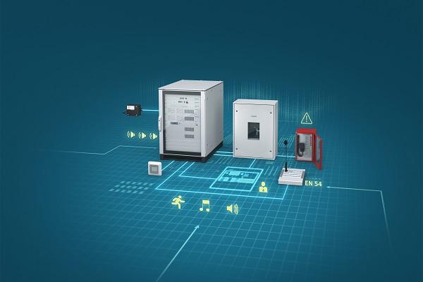 Siemens Cerberus PACE Compact, Genel Seslendirme ve Acil Anons Yeteneğini Artırıyor