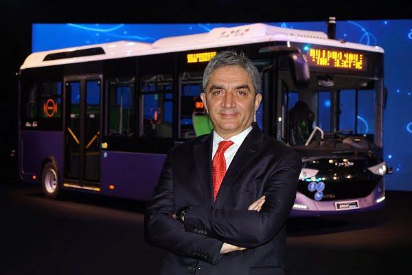 Karsan'ın Seviye 4 Sürücüsüz Otobüsü Otonom Atak Electric, İTÜ İşbirliğiyle Geliştirilecek