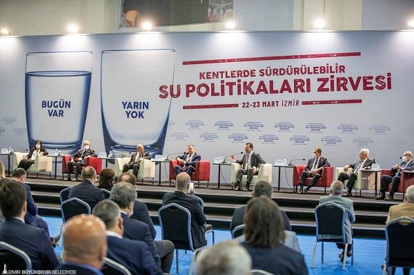 """CHP'li Belediye Başkanları """"Başka bir su yönetimi mümkün"""" Dedi"""