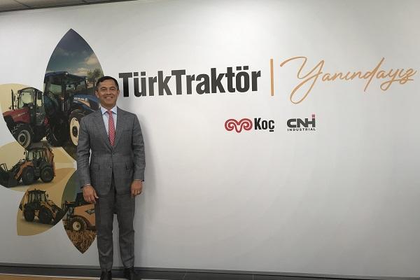 TürkTraktör Yılın İlk Yarısında Üretimini Yüzde 23 Artırdı