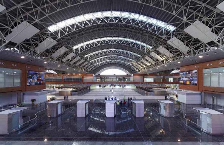 Sabiha Gökçen Uluslararası Havalimanı Dünyanın Depreme En Dayanıklı Beş Yapısından Biri