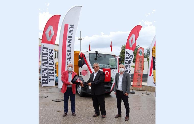 Renault Trucks D-Med Kamyon Edirne Süloğlu'nda Doğanın Hizmetinde