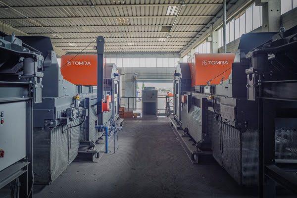 Centro Rottami, Indinvest ve TOMRA Makineleri ile Geri Dönüştürülmüş Alüminyumda Yepyeni Bir Dönem