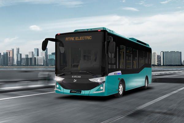 Karsan Atak Electric Barselona-Madrid Arasında Test Edilen İlk Elektrikli Otobüs Oldu