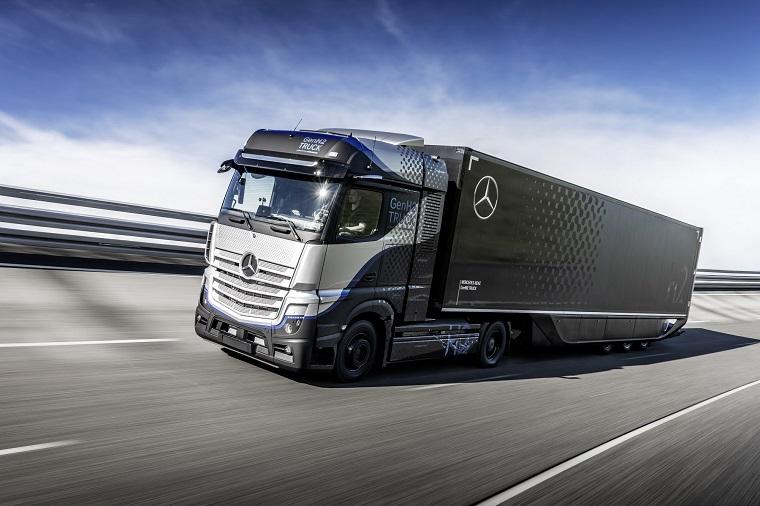 Daimler Truck ve Shell, Yakıt Hücreli Kamyonlar Konusunda İş Birliği Yapıyor