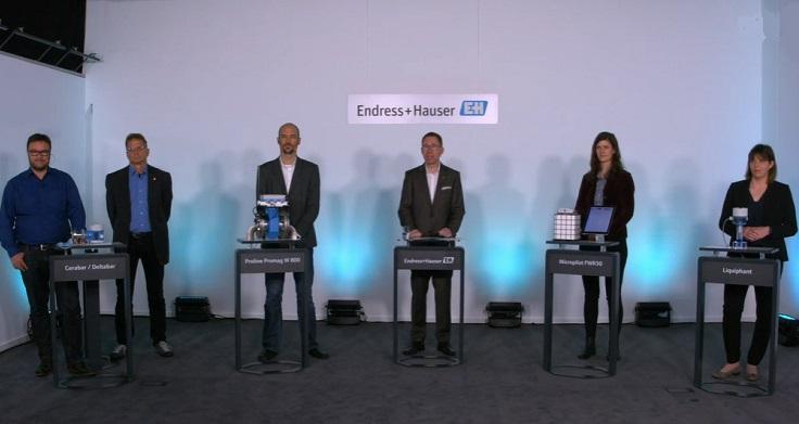Endress+Hauser, Dijital Dönüşüme Göre Tasarlanan Yeni ve Akıllı Ürünlerini Tanıttı
