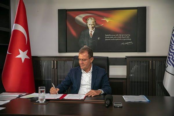 """Başkan Seçer: """"Türkiye'de Water Europe'a üye ilk belediye olacağız"""""""