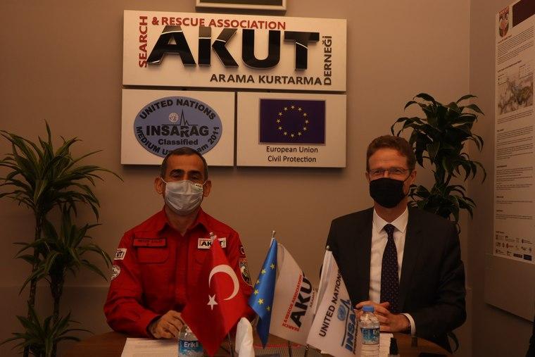 AKUT, 25. Yılında Olası İstanbul Depremi'ni Gündeme Taşımaya Devam Ediyor