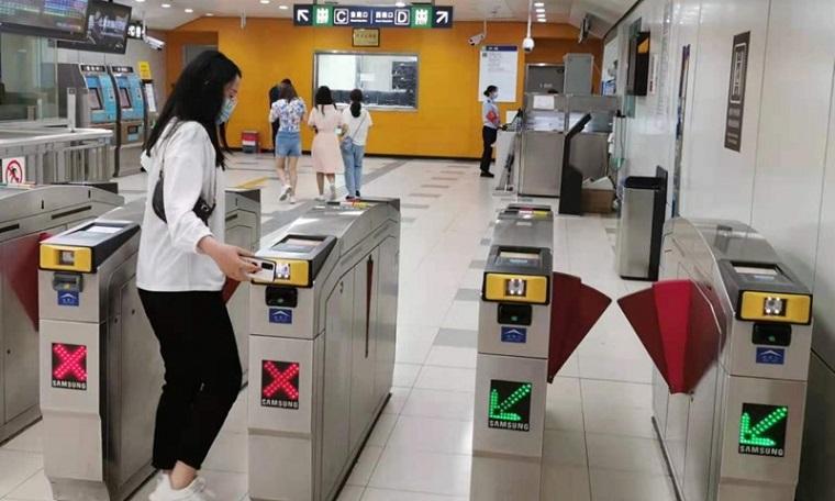 Pekin'de Metro ve Trenlerde Dijital Yuan Dönemi Başladı