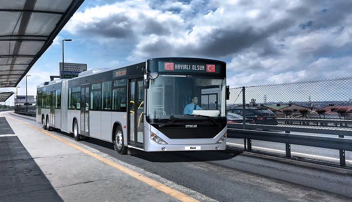 Otokar, İETT İhalesi için Yerli Metrobüs Üretecek