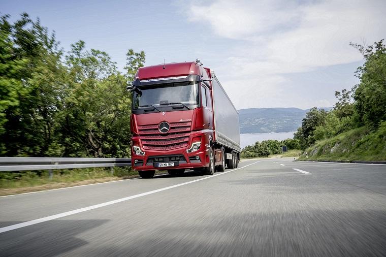 Mercedes-Benz Türk, Kamyon Ürün Grubunda 2021'in İlk 6 Ayını Başarıyla Tamamladı