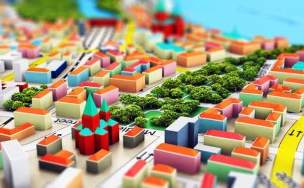 Şehirciliğin Kalbi Burada Atıyor