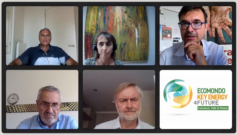 Ecomondo & Key Energy Fuarları Uluslararası Webinarında Pandemi Sonrası Yeşil Kalkınma Konuşuldu