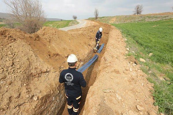 DESKİ'den 2 Mahalleye Yeni İçme Suyu Kaynağı