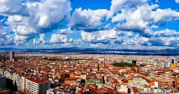 Türkiye'nin İlk 'İklim Sokağı' Bursa'da Olacak