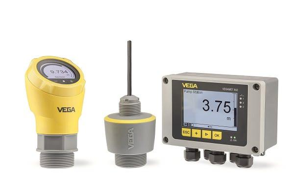 Vega 80 GHz Radar Seviye Sensörleri