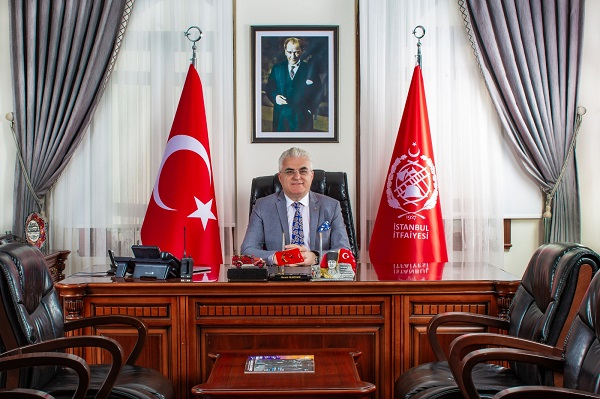 """AKOM, İstanbulluları afetlere karşı bilinçlendiriyor"""
