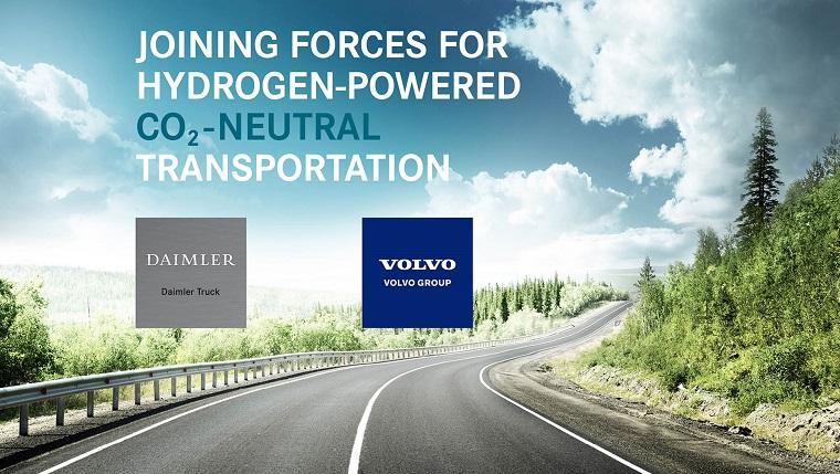 Daimler Truck AG ve Volvo Group'tan, Yakıt Hücresi Ortak Girişimi: cellcentric
