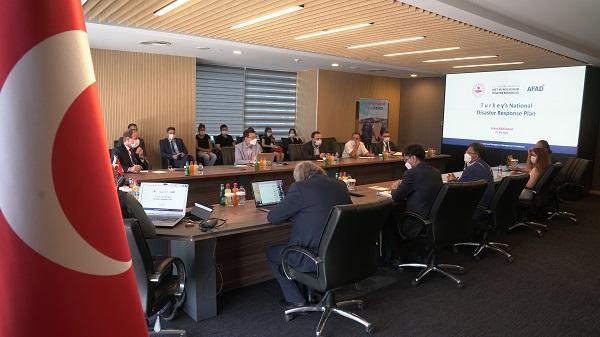 Ankara Büyükşehir Belediyesi ve Güney Kore'den Risk Yönetiminde İşbirliği