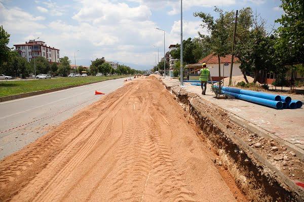 Antalya'da Dev İçme Suyu Projesi Tüm Hızıyla Devam Ediyor