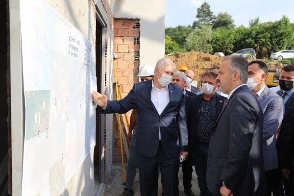 Bursa Büyükşehir Belediyesinden İçme Suyuna 40 Milyonluk Dev Yatırım