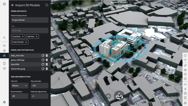 Akıllı Şehirlerde Dijital İkiz Uygulamaları Artacak