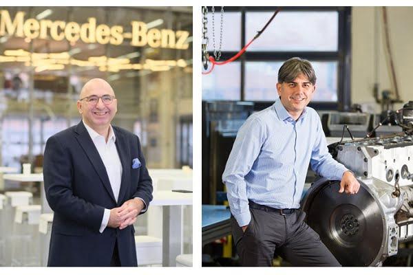 Mercedes-Benz Türk'te Önemli Atamalar